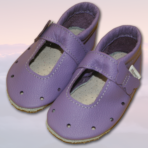 Wandfarbe Violett Lila Kolorat Eine Auswahl In Lila: Krabbelschuhe Sommerschuh Violett